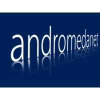 Logo of radio station Andromeda