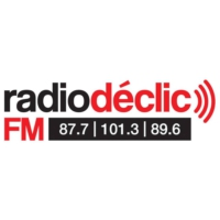 Logo of radio station Radio Déclic