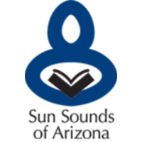 Logo of radio station Sun Sounds Tempe