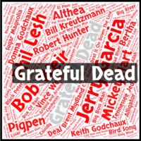 Logo of radio station Grateful Dead Radio