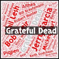 Logo de la radio Grateful Dead Radio