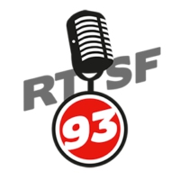 Logo of radio station RTSF93