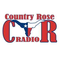 Logo of radio station Country Rose Radio