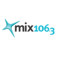 Logo of radio station Mix FM 106.3