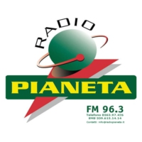 Logo of radio station Radio Pianeta