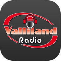 Logo of radio station Valliland Radio
