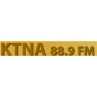 Logo of radio station KTNA