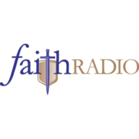 Logo of radio station WLBF Faith Radio