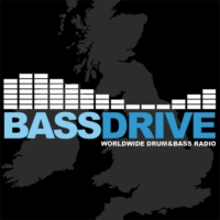 Logo of radio station Bass Drive