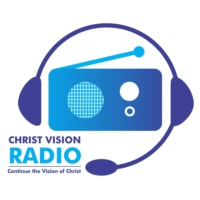 Logo of radio station Christ Vision Radio