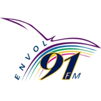 Logo of radio station Envol 91.1FM