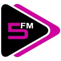 Logo of radio station 5FM ROMANIA