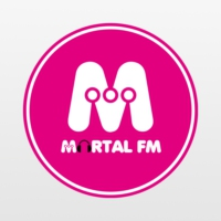 Logo of radio station Mortal FM