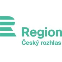 Logo of radio station Český rozhlas Region – Praha a střední Čechy