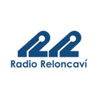 Logo of radio station Radio Reloncaví