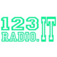 Logo of radio station 123radio