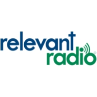 Logo of radio station Relevant Radio