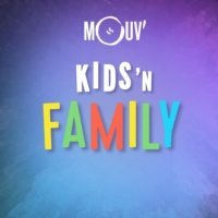 Logo de la radio Mouv' Kids 'n Family