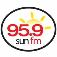 Logo of radio station 95.9 Sun FM