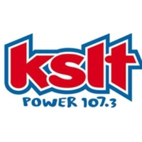 Logo of radio station KSLT