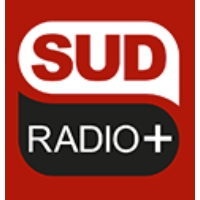 Logo of radio station Sud Radio +