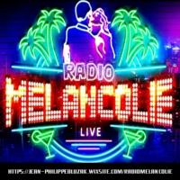 Logo of radio station Mélancolie Live