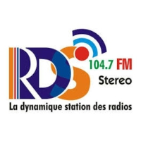 Logo of radio station Radio D's FM 104.7MHz