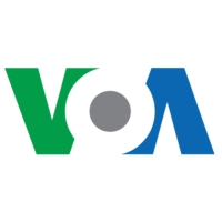 Logo of radio station Voice of America - News Now