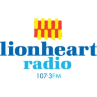 Logo of radio station Lionheart Radio
