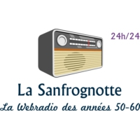 Logo of radio station La Sanfrognotte