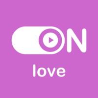 "Logo of radio station ""ON Love"""
