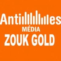 Logo de la radio ZOUK GOLD _ HD by Antilles Media