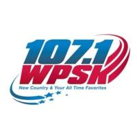 Logo de la radio WPSK-FM 107.1