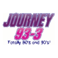 Logo of radio station WWFF Journey 93.3