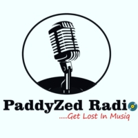 Logo of radio station PaddyZed Radio
