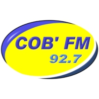 Logo of radio station COB'FM
