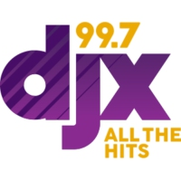Logo of radio station WDJX 99.7 DJX