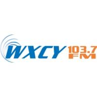 Logo of radio station 103.7 WXCY