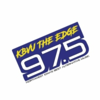 Logo de la radio KBVU The Edge 97.5