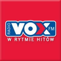 Logo of radio station Vox FM