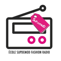 Logo of radio station École SupdeMod Fashion Radio