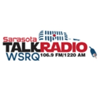 Logo of radio station WSRQ 1220 AM