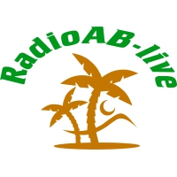 Logo of radio station RadioAB-live