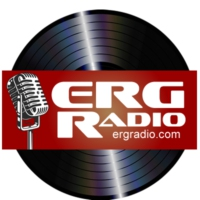 Logo of radio station ERG Radio