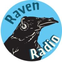 Logo de la radio KCAW Raven Radio