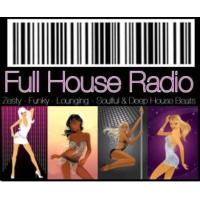 Logo of radio station Full House Radio