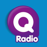 Logo of radio station Q Radio