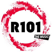 Logo of radio station R101