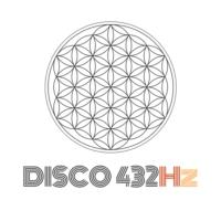 Logo of radio station disco 432Hz