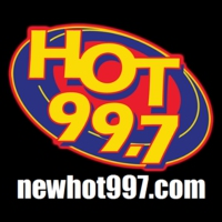 Logo of radio station Hot 99.7